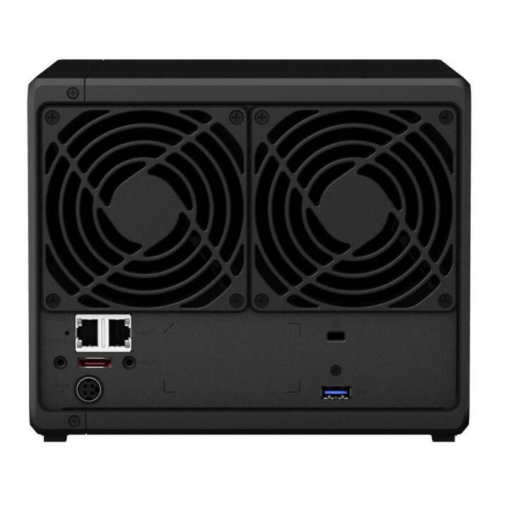 SYNOLOGY NAS DS918 + 4bay 24 TB WD Red