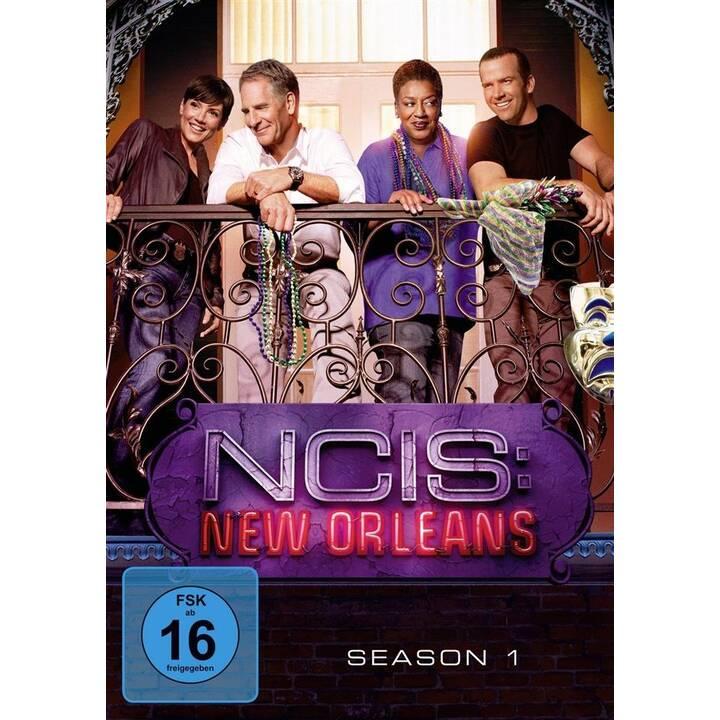 NCIS: New Orleans Staffel 1 (DE, EN, FR)