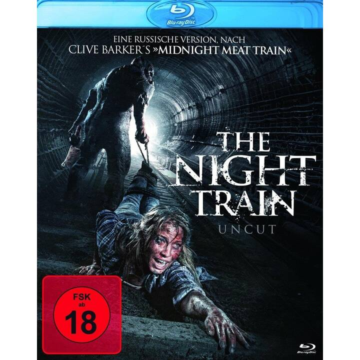 The Night Train (DE, RU)