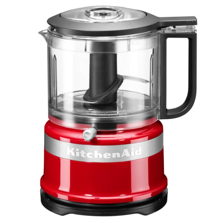 KITCHENAID Food Processor Mini Rosso