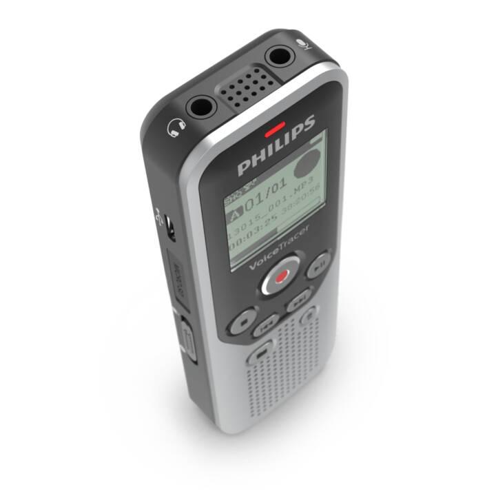 PHILIPS DVT1250, 8 GB, Grigio