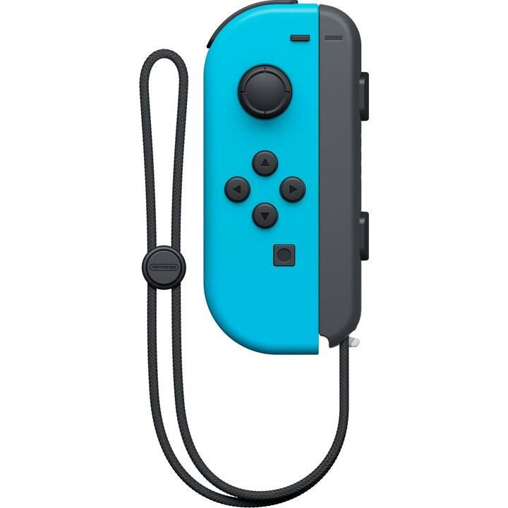 NINTENDO Joy-Con Gamepad (Blu neon)