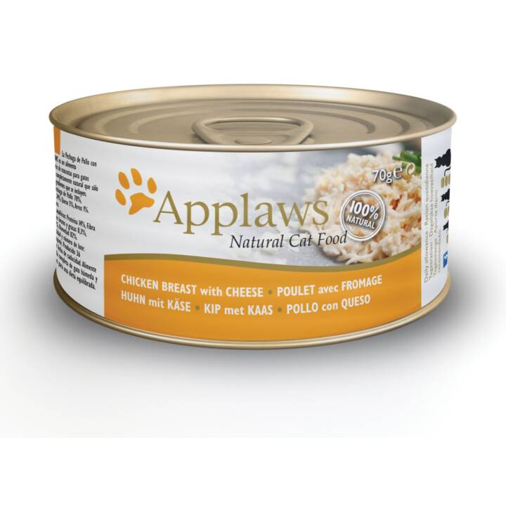 APPLAWS Nassfutter (Huhn, 70g)