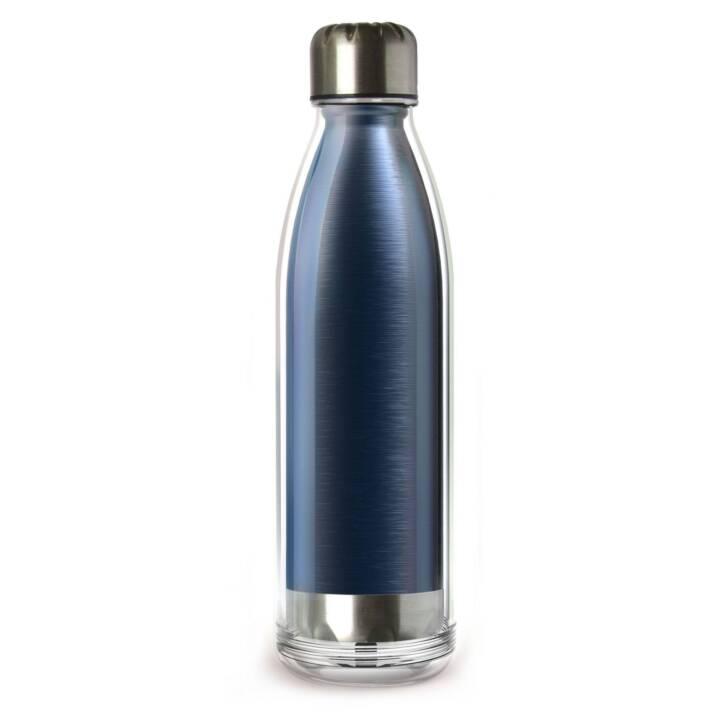 ASOBU Thermosflasche Viva La Vie (0.53 l, Blau)