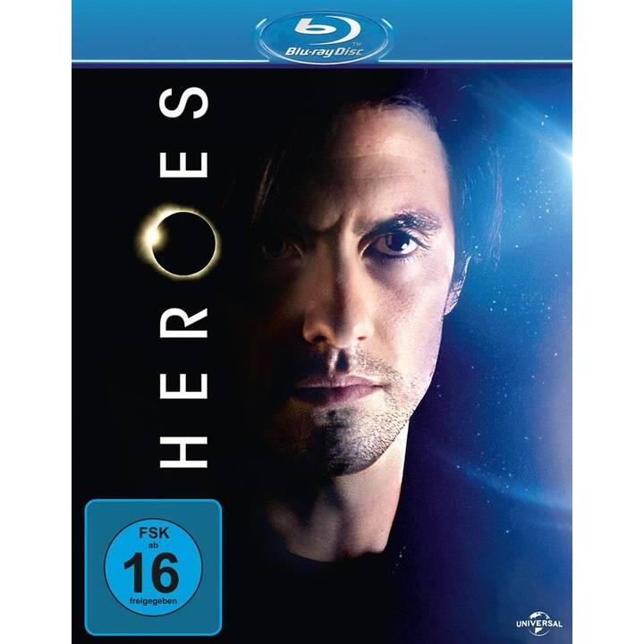 Heroes Saison 1 (ES, IT, PT, DE, EN, FR)