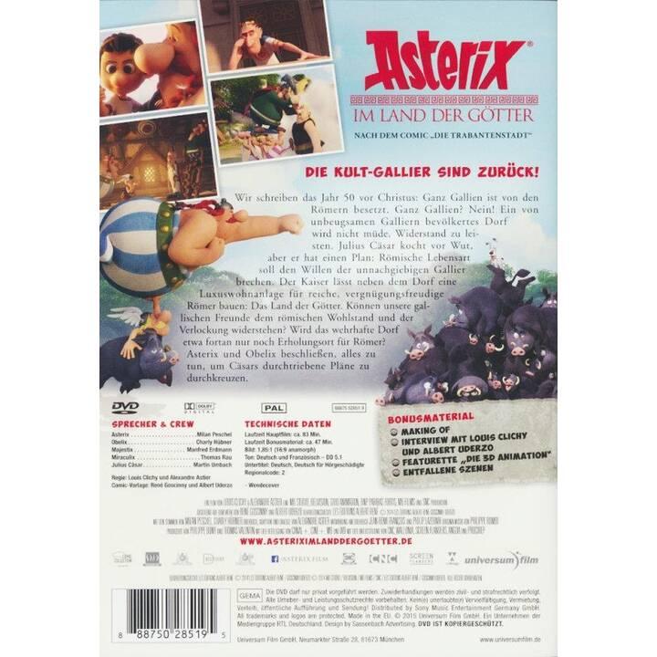Asterix im Land der Götter (DE, FR)