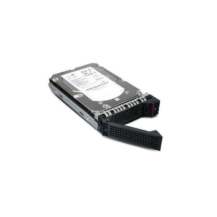 LENOVO 7XB7A00022 (SAS, 600 GB, Schwarz, Silber)