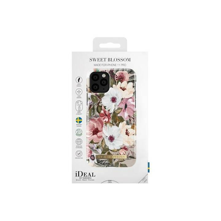 IDEAL OF SWEDEN Backcover Sweet Blossom (iPhone 11 Pro, Mehrfarbig)