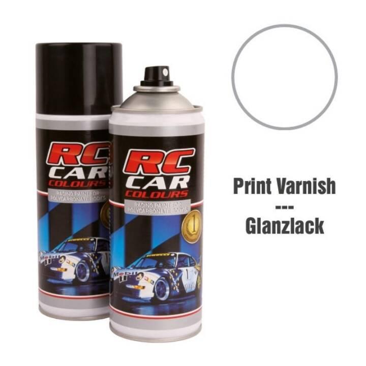 GHIANT RC CAR Lexanspray, Print & Chrome Varnish, 150 ml