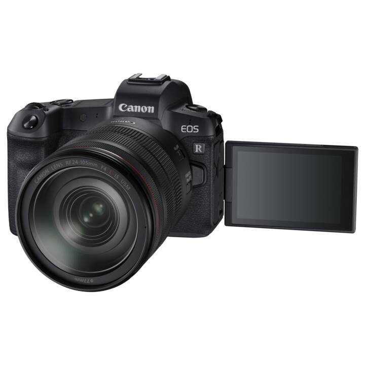 Kit CANON EOS R, incl. adattatore per obiettivo EF-EOS R + 24 - 105 mm