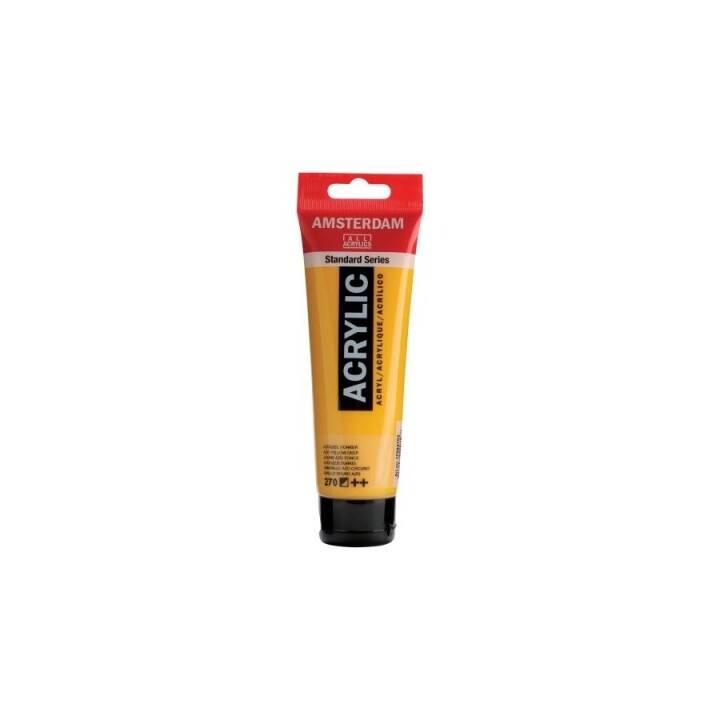 TALENS Colore acrilica (120 ml, Giallo)