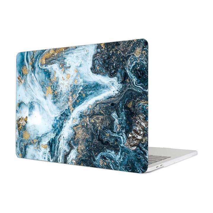 """EG MTT Hülle für Macbook Pro 13"""" Touchbar (2016 - 2018) - Marmor"""