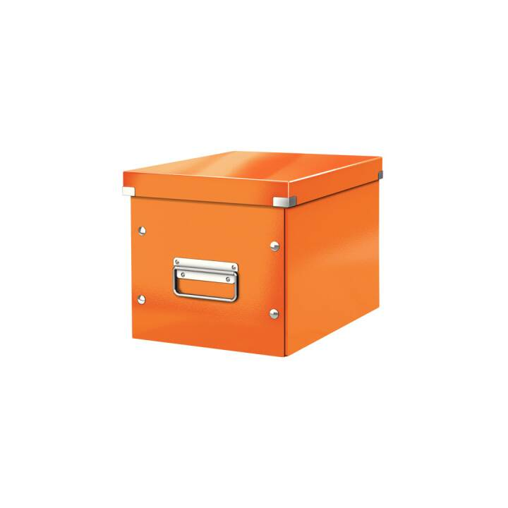 LEITZ Click&Store Cube M 260 x 43 x 260 mm Orange