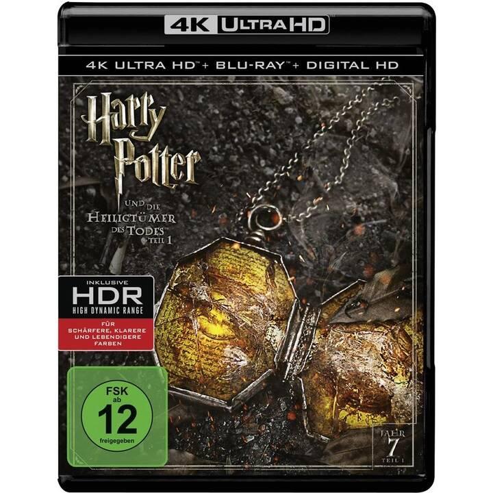 Harry Potter und die Heiligtümer des Todes (4K Ultra HD, PL, ES, IT, PT, DE, NL, EN, FR)