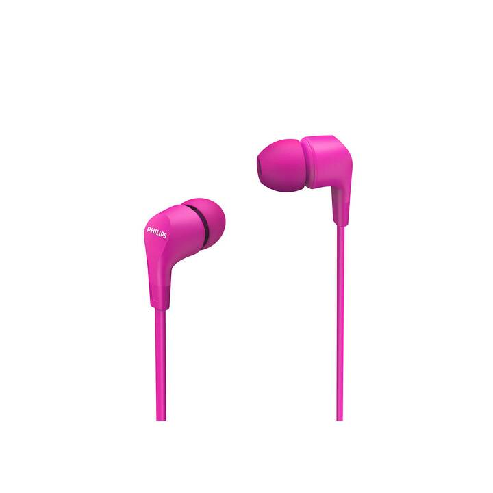 PHILIPS TAE1105PK (In-Ear, Pink)