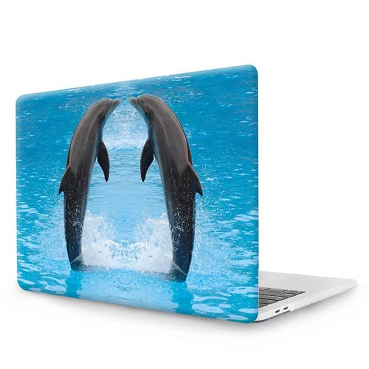 """EG MTT Cover pour MacBook Pro 15"""" Touch Bar - Dolphins"""