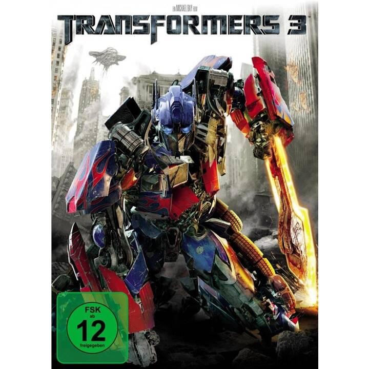 Transformers 3 - Dark of the Moon (TR, EN, DE)