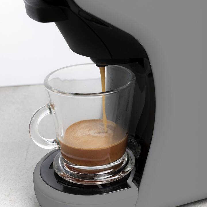 IKOHS Cafetera (Dolce Gusto, Nespresso, Gris)