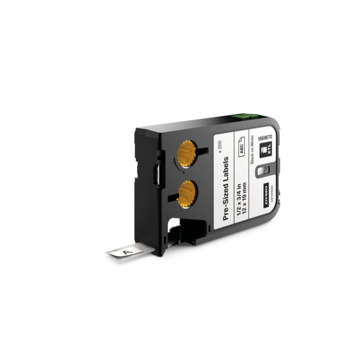 Rotolo di etichette a trasferimento termico DYMO XTL, E12 x 19 mm