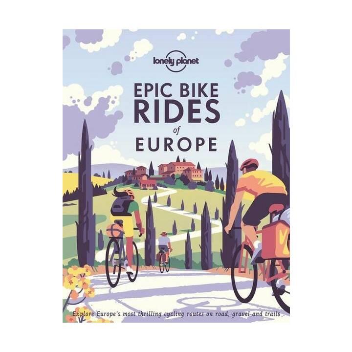 Epic Bike Rides of Europe