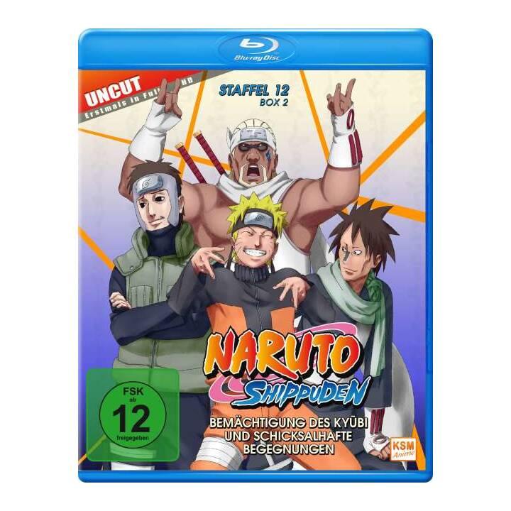 Naruto Shippuden Saison 12 (JA, DE)