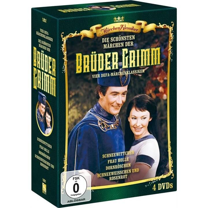 Die schönsten Märchen der Brüder Grimm (DE)