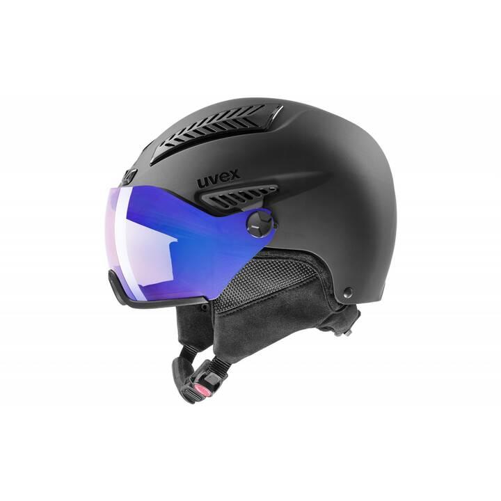 UVEX Casco da sci (S, Blu scuro)