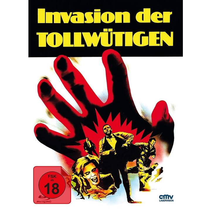 Invasion der Blutfarmer (Mediabook, DE, EN)