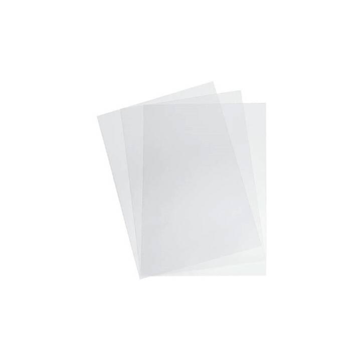 GOP Busta copertina, A4, 0,5 mm, trasparente, 100 pezzi