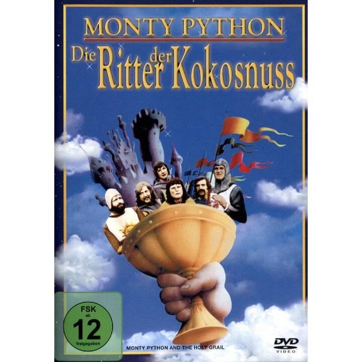 Monty Python - Die Ritter der Kokosnuss (DE, EN)