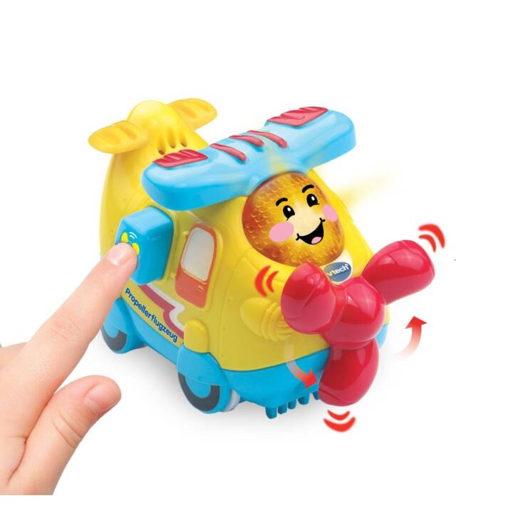 VTECH Giocattoli da spingere Tut Tut Baby Flitzer