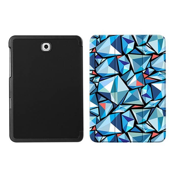 "EG MTT Custodia tablet per Samsung Galaxy Tab S2 8"" - Diamanti"