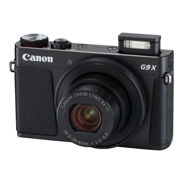 CANON PowerShot G9 X Mark II (20.1 MP)