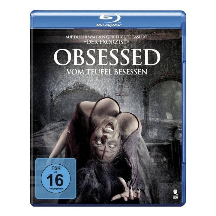 Obsessed - Vom Teufel besessen (DE, EN)