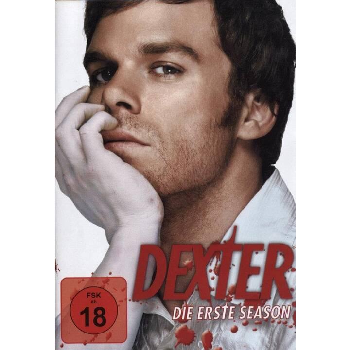Dexter Saison 1 (DE, EN)