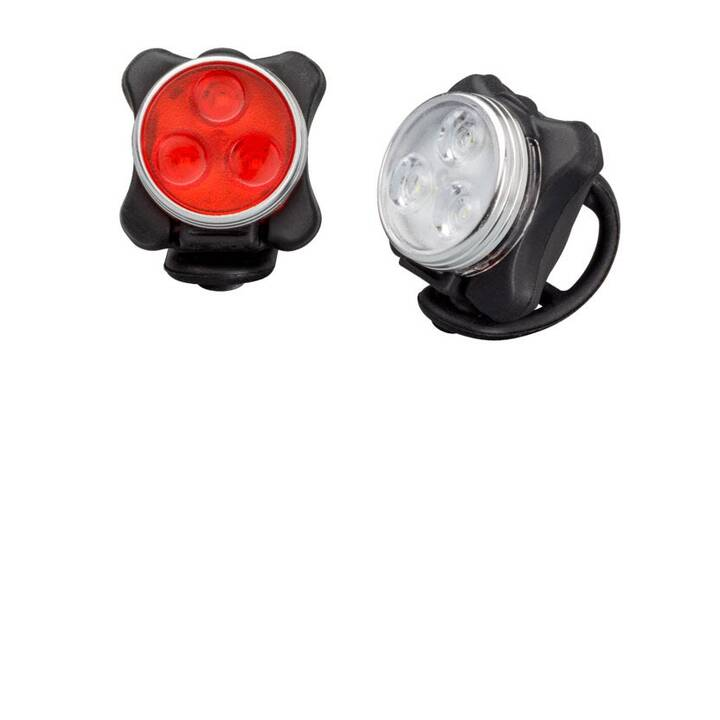 INTERTRONIC Bike Light (LED, 2x)