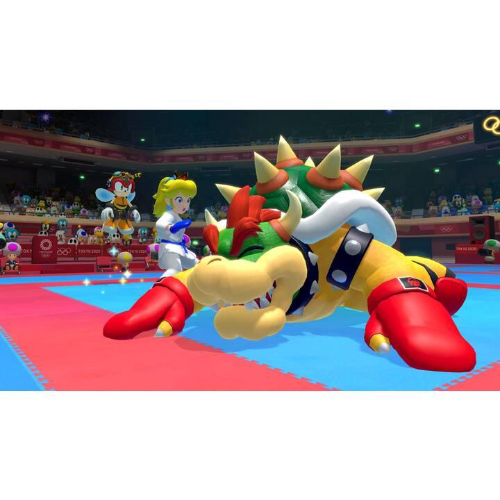 Mario Und Sonic Olympische Spiele 2021