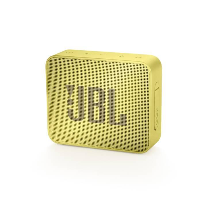 JBL Go 2 giallo limonata giallo limonata