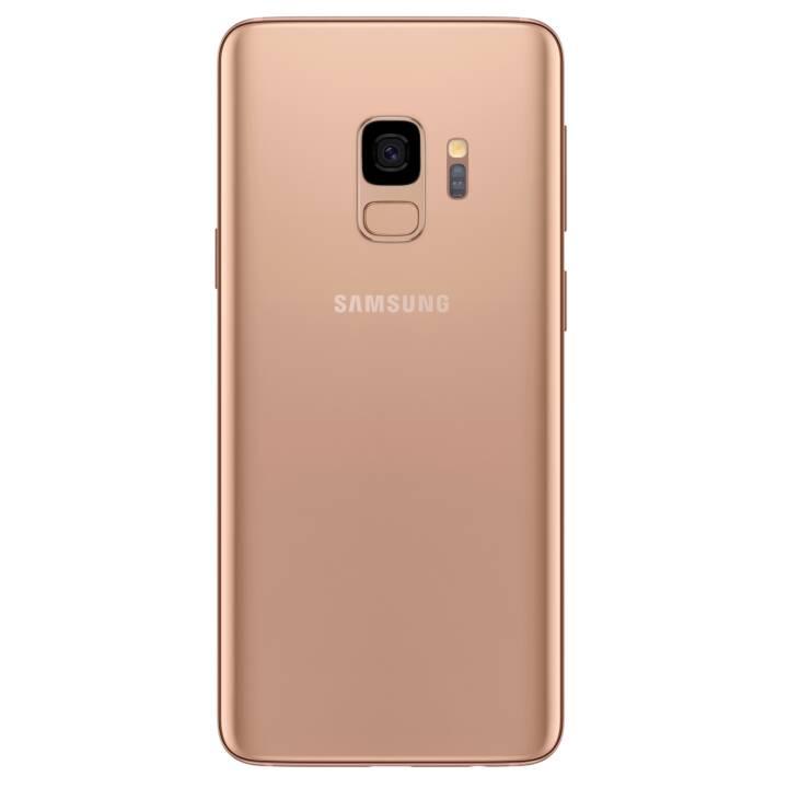 """SAMSUNG Galaxy S9 (5.8"""", 64 GB, 12 MP, Doré)"""
