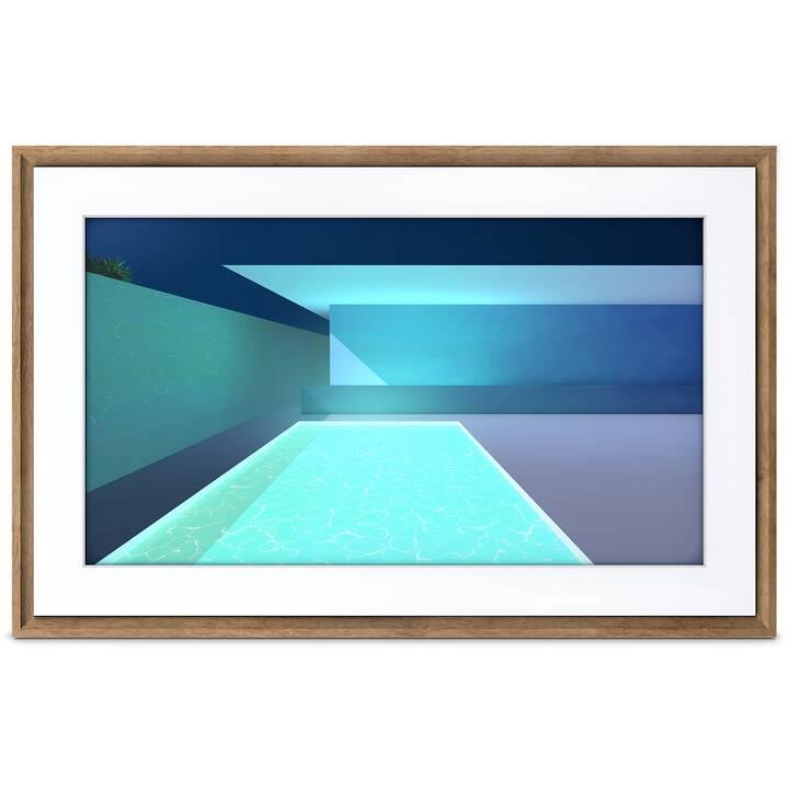 """NETGEAR Meural Canvas II (SD, 27"""", Braun)"""
