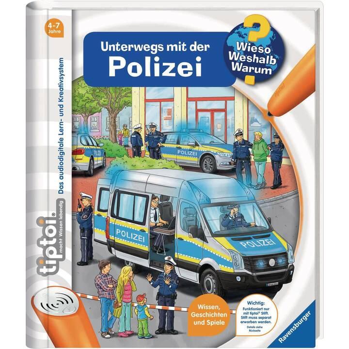 TIPTOI Lernspiel Unterwegs mit der Polizei (4+)