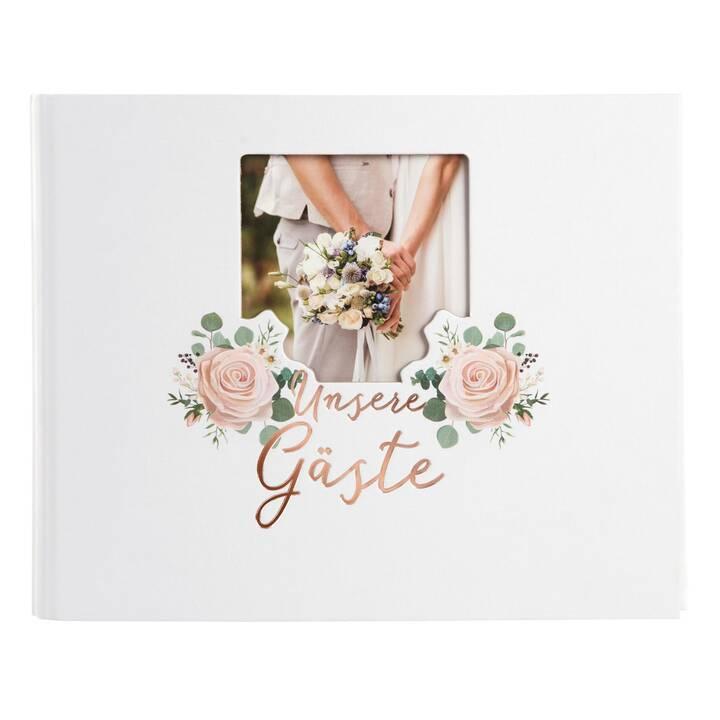 GOLDBUCH Just Married Album fotografico (Multicolore)