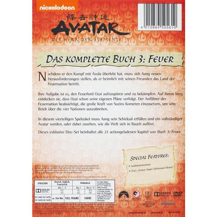 Avatar - Der Herr der Elemente (NL, DE, EN, FR)