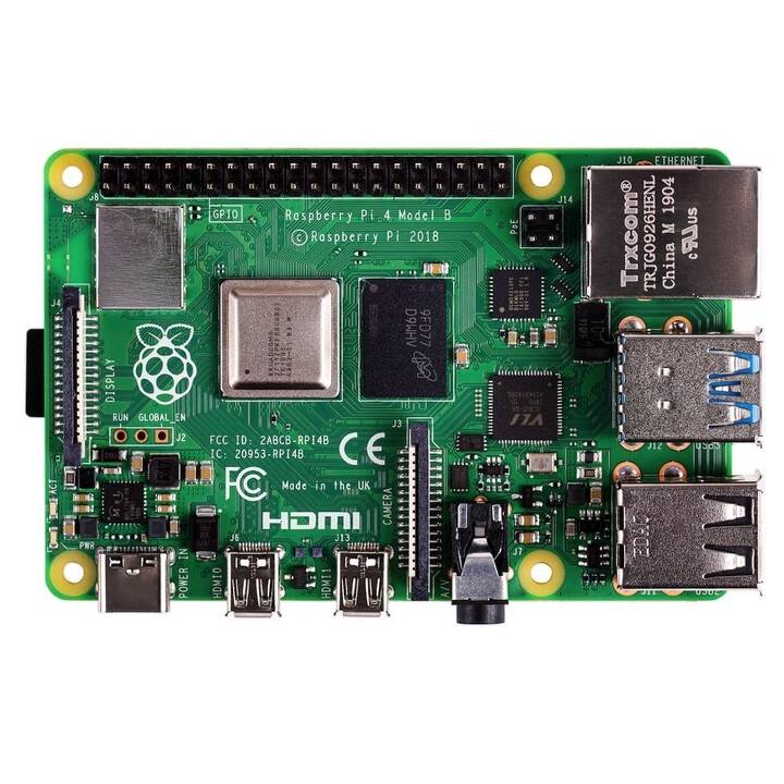 RASPBERRY PI 4 2G Model B (Cortex-A72)
