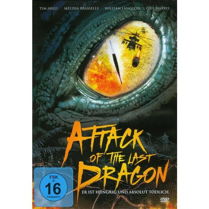 Attack of the last Dragon (DE, EN)