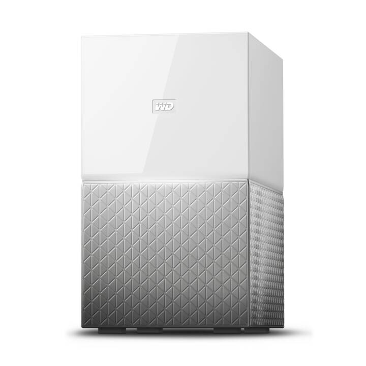WD My Cloud Home Duo (8 TB)
