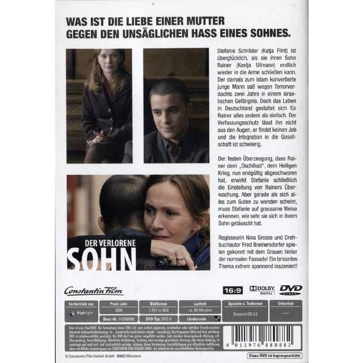 Der verlorene Sohn (DE)