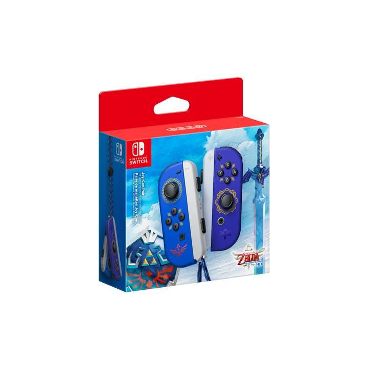 NINTENDO  Joy-Con, The Legend of Zelda: Skyward Sword HD Gamepad (Blu, Viola)