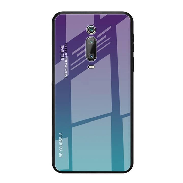 EG Mornrise Couverture arrière pour Xiaomi Redmi K20 Pro - Violet foncé