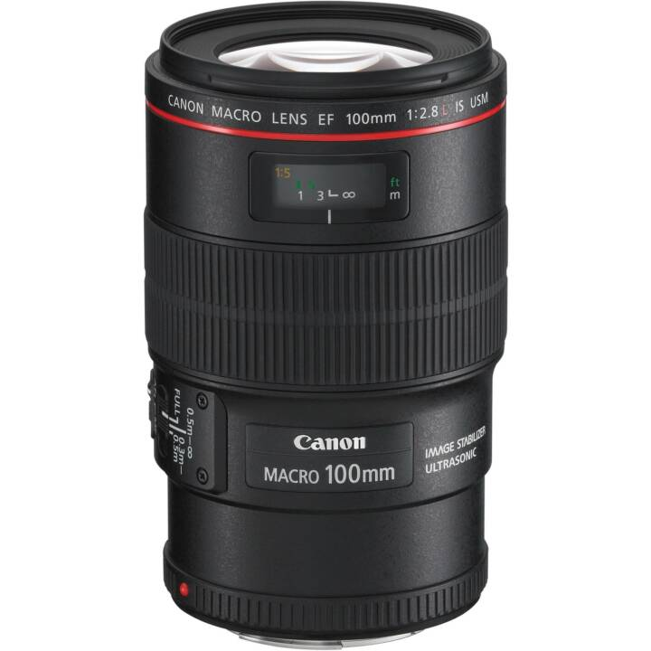CANON EF 100mm f/2.8 L Macro IS USMEF